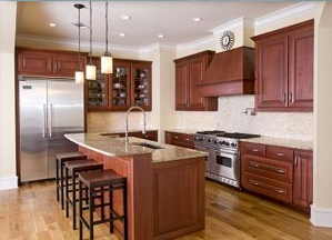 Fulton County kitchen remodeling